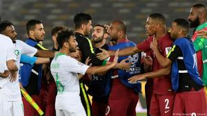 Group E match at the 2019 Asian Cup between Qatar and Saudi Arabia (photo: Getty Images/AFP/K. Desouki)
