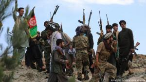 Taliban fighters in Afghanistan (photo: Rahmat Gul/AP/picture-alliance)