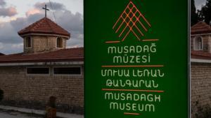 Museum in the village of Vakıflı (photo: Jochen Menzel/transfers-film)