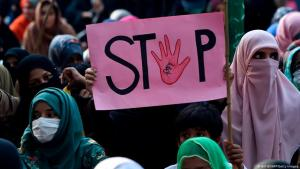 A recent spate of violence against women has shocked Pakistan (photo: Arif Ali/AFP/Getty Images)