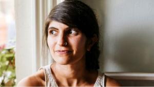 Shida Bazyar (photo: Verlag Kiepenheuer und Witsch/Tabea Treichel)