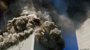 Attacks on 11 September 2001 in New York (photo: Imago/Zuma Press)
