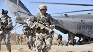 Symbolic image: U.S. troops in Iraq and Syria (photo: imago/StockTrek Images)