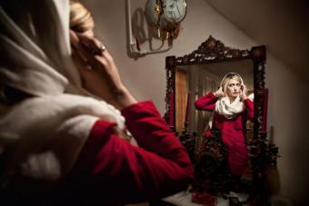 "Photo essay: ""Among women"": Beauty under wraps in Iran"