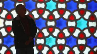 Symbolic image of a mosque interior (photo: Getty Images)