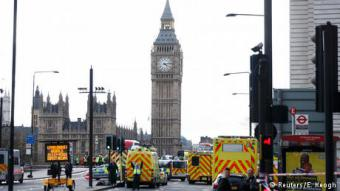 Shots ring out: in the early afternoon multiple shots followed by screaming were reported outside London's Houses of Parliaments. Authorities rushed to the scene as the House of Commons went into lockdown. The first reports came in from political reporters barred from leaving the premises