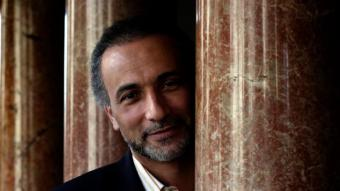 Tariq Ramadan, professor of Islamic Studies at Oxford University (photo: picture-alliance/dpa/A. Estevez)
