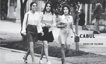 Women in Kabul during the pre-Taliban era (source: amnesty.org.uk)