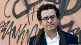 Libyan author Hisham Matar (photo: dpa/picture-alliance)