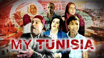"Al Jazeera series ""My Tunisia"" (source: Al Jazeera)"