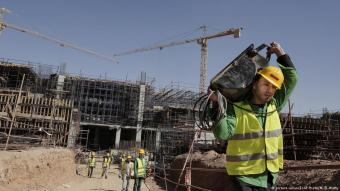 A massive undertaking: the new city is being built on 170,000 acres about 28 miles east of Cairo and is nearly twice its size. Construction began in 2016, and the first of its forecast 6.5 million residents are scheduled to move there next year