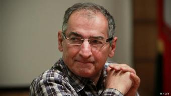 Iranian political scientist Sadegh Zibakalam (photo: Nasim)