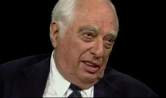 Middle East historian Bernard Lewis (source: YouTube)