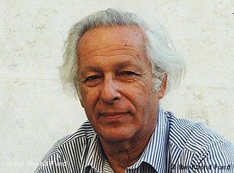 Egyptian economist and thinker Samir Amin (photo: Ibn Rushd Fund)