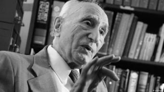 Iranian scholar Ehsan Yarshater, deceased (photo: anamnews)