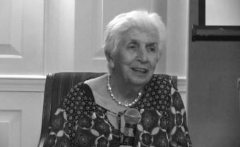 Iraq archaeologist Lamia al-Gailani (source: YouTube)