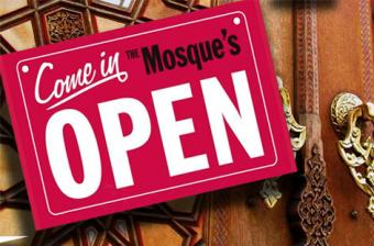 Open Mosque Day in USA (source: ICNA)