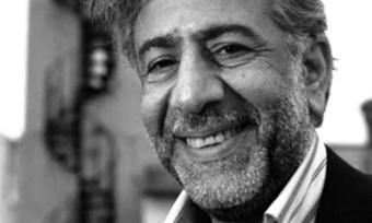 Jordanian poet Amjad Nasser, 1955-2019 (source: www.poetrytranslation.org)