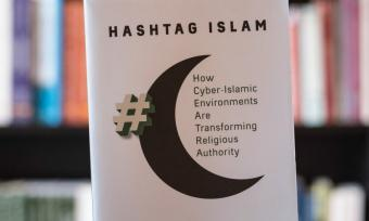 "Gary Bunt's ""Hashtag Islam: How cyber-Islamic environments are transforming religious authority"" (source: Wardah Books)"