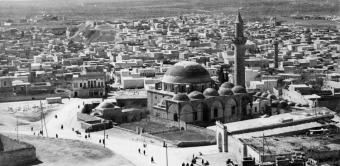 Khusruwiyah Mosque in Aleppo (photo: Aga Khan Trust for Culture/Michel Ecochard)