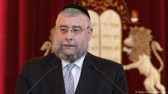 Pinchas Goldschmidt, President of the European Conference of Rabbis (photo: Getty Images/H. Foerster)