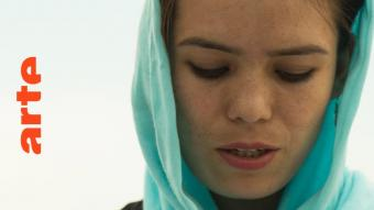 Afghanistan: Women's Eloquence I Screenshot  ARTE Documentary