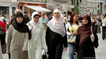 European Muslim women (photo: picture-alliance/dpa)