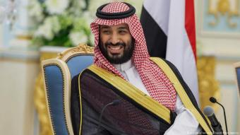 Saudi Crown Prince Mohammed bin Salman (photo: picture-alliance/dpa/Saudi Press Agency)