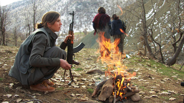pkk photo essay Syria's Displaced: A Photo Essay