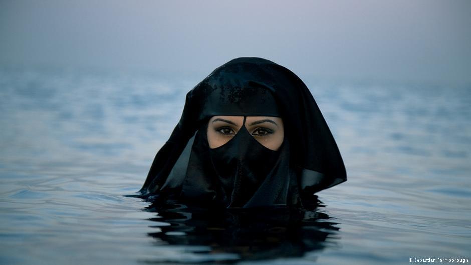 Saudi Arabia: Casting the veil in a new light...