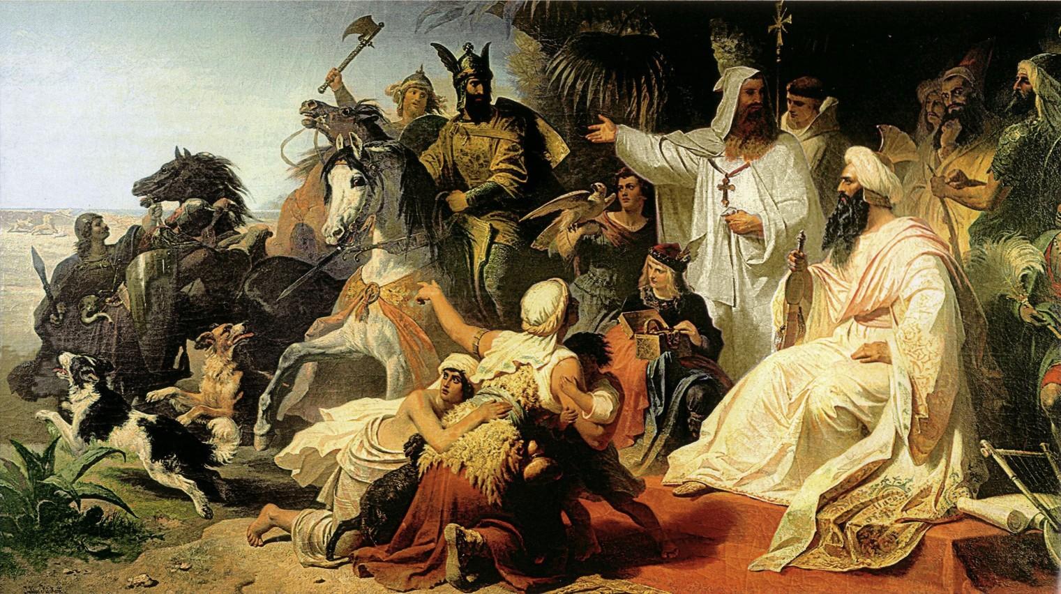 Arab Warrior Ottoman Empire