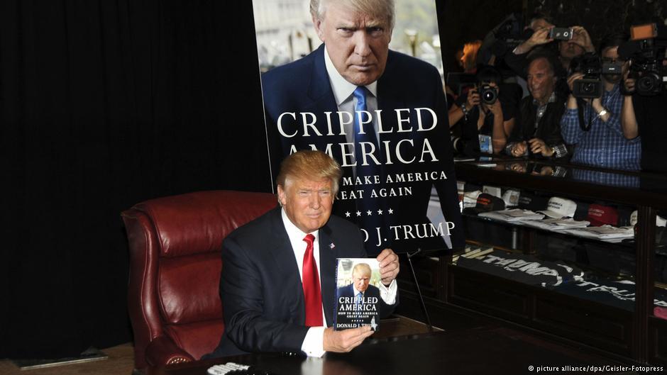 Contact Donald Trump