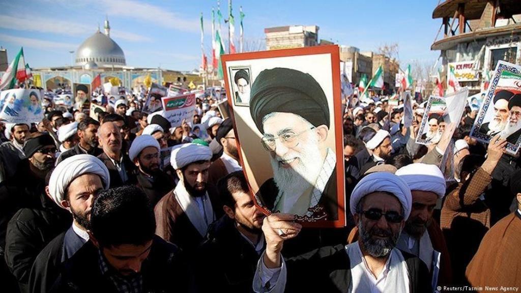 Iranian: No revolution in sight - Qantara.de