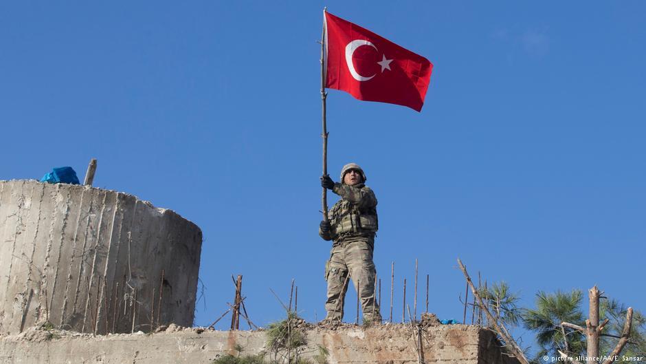 Read this Essay on Turkey