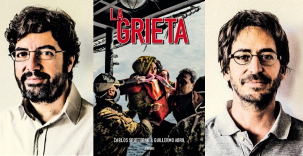 Carlos Spottorno: `The Crack`: Europe`s identity crisis - Qantara.de...