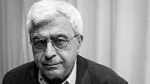 Lebanese novelist and critic Elias Khoury (photo: imago/ZUMA Press)