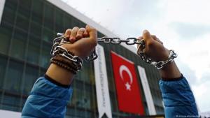 Image symbolising the struggle for press freedom in Turkey (photo: dpa/picture-alliance)