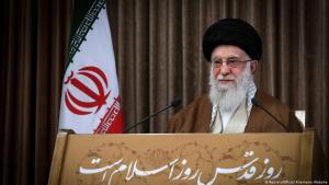 Iran's revolutionary leader Ali Khamenei (photo: Reuters/Official Khamenei website)